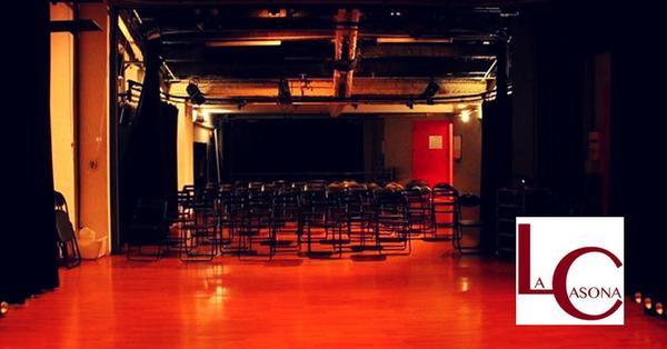 LA CASONA Formació investigació teatral
