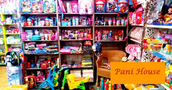 PANI HOUSE